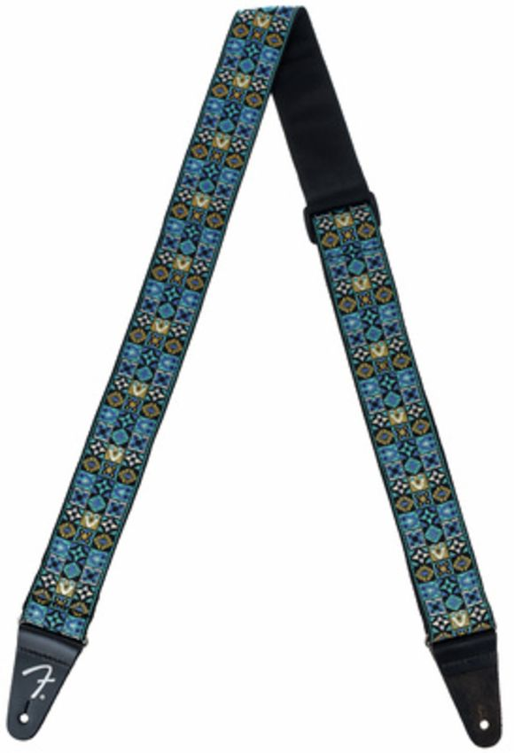Festival Collection Strap Blue Fender