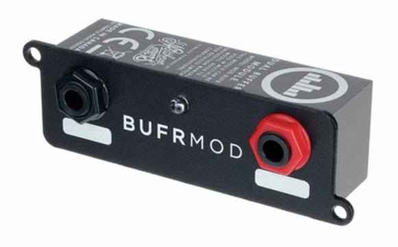 Dual Buffer Module Temple Audio Design