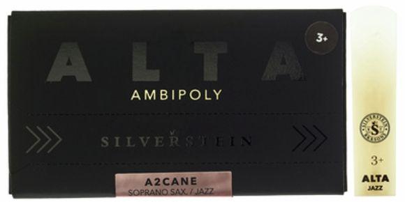 Ambipoly Soprano Jazz 3+ Silverstein
