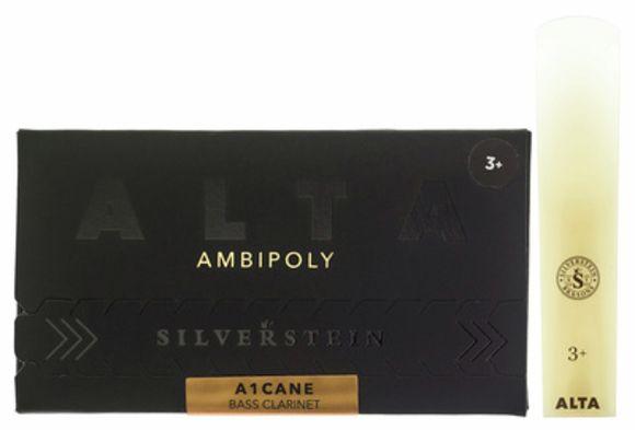 Ambipoly Bass Clarinet 3+ Silverstein