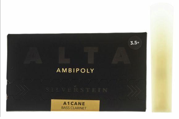 Ambipoly Bass Clarinet 3.5+ Silverstein