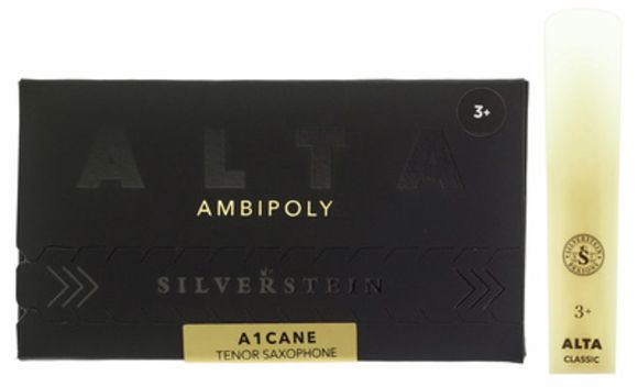 Ambipoly Tenor Classic 3+ Silverstein