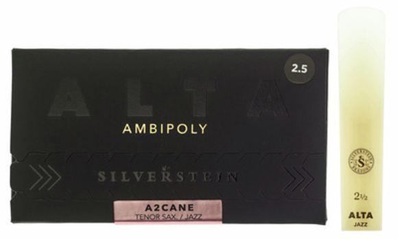 Ambipoly Tenor Jazz 2.5 Silverstein