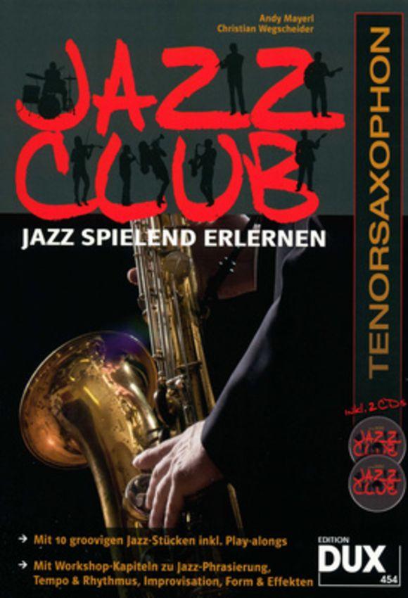 Jazz Club T-Sax Edition Dux
