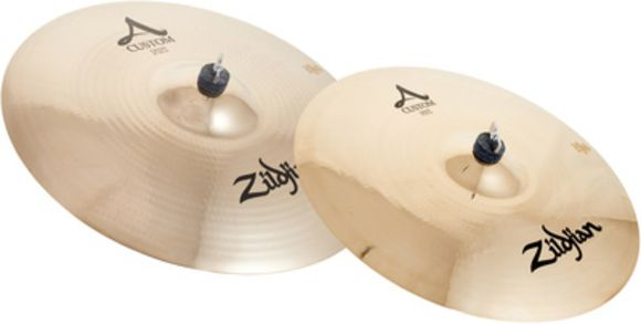 "17""+19"" A Custom Crash Pack Zildjian"