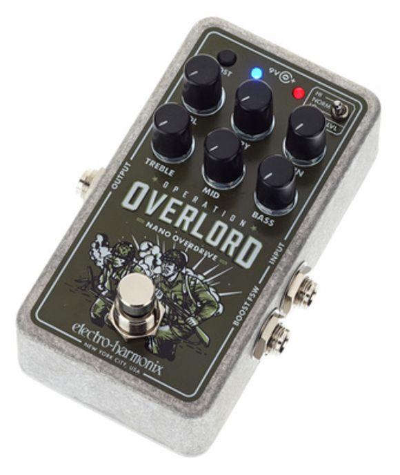 Nano Overlord Overdrive Electro Harmonix