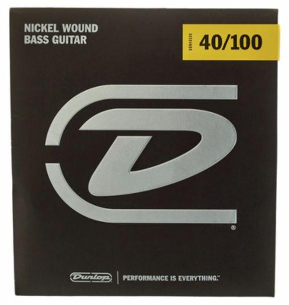 Bass Nickel Wound - DBN40100 Dunlop