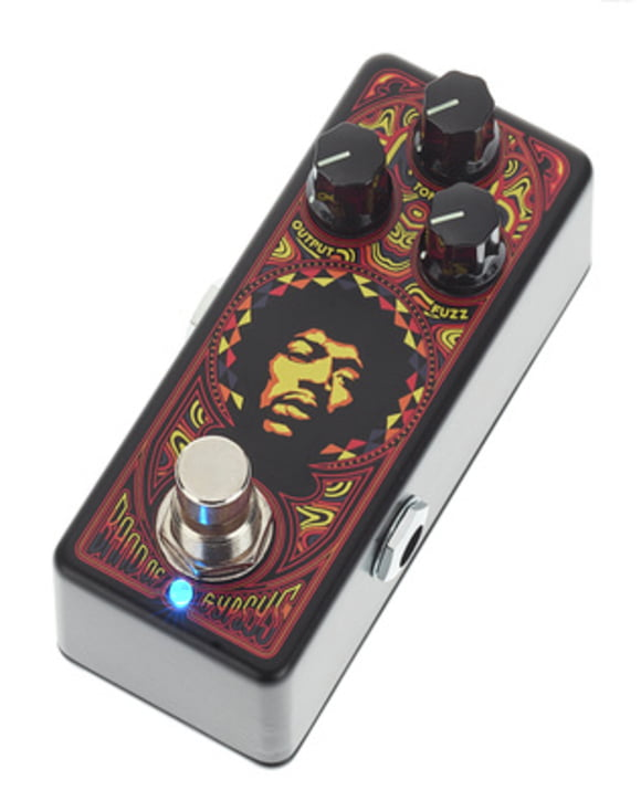 Gypsys Fuzz Authentic Hendrix Dunlop