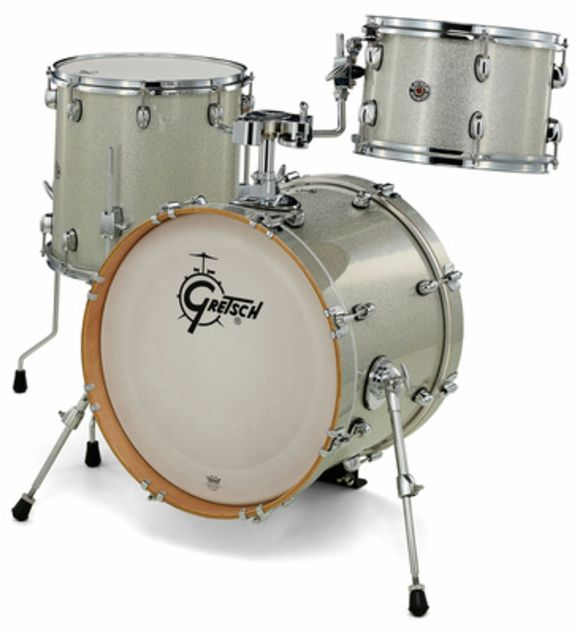 Catalina Club Jazz Silver Spkl Gretsch