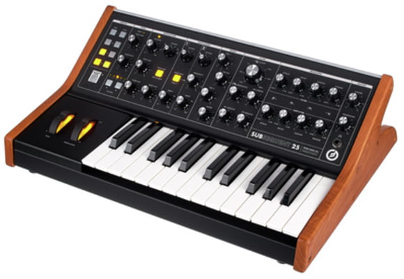 Subsequent 25 Moog
