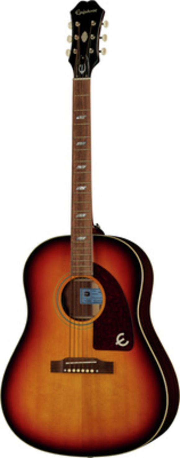 Masterbilt Texan Faded Cherry Epiphone