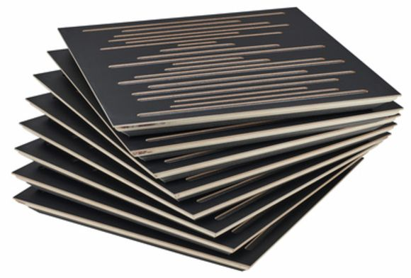 Wavewood Ultra Lite Black Vicoustic