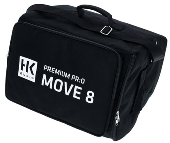 Premium PR:O Move 8 Carry Case HK Audio