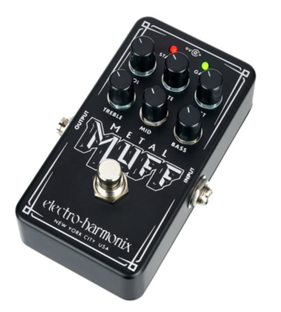 Nano Metal Muff Distortion Electro Harmonix