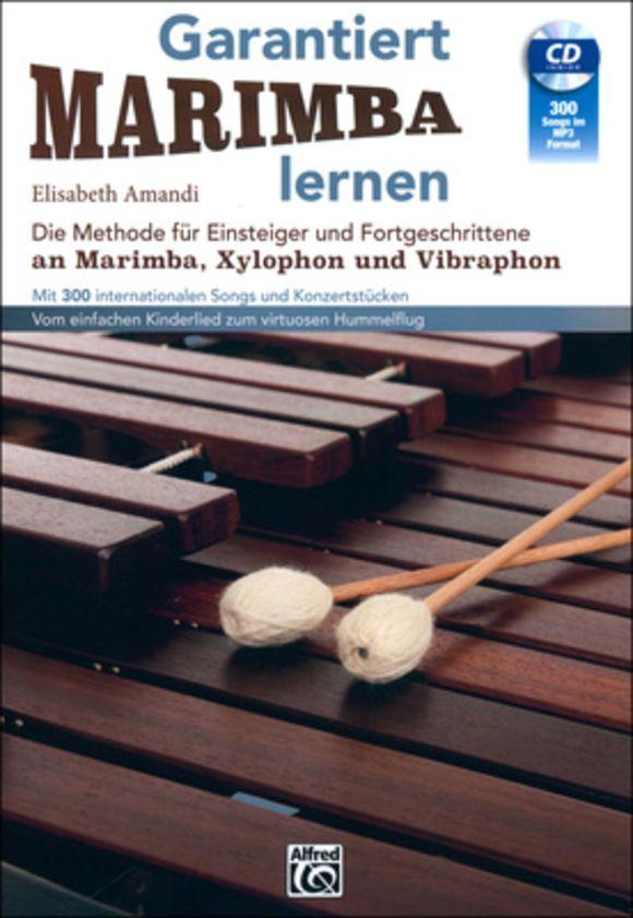 Garantiert Marimba lernen Alfred Music Publishing