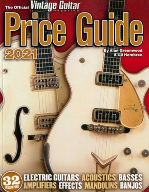 Vintage Price Guide 2021 Hal Leonard