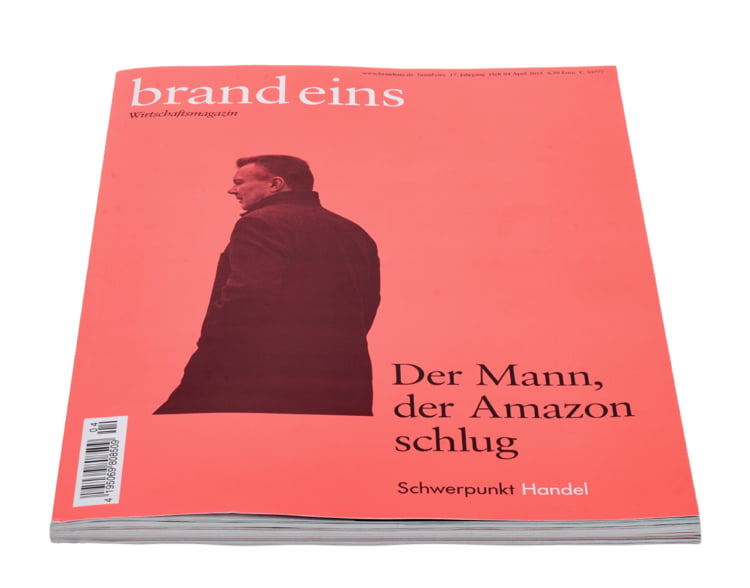 brand eins: The Man Who Defeated Amazon