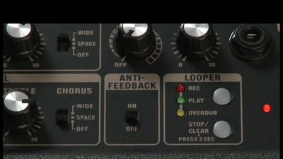 Roland AC Stereo-Akustik-Amp