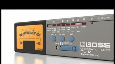 Boss TU-3 Chromatic Boden Tuner