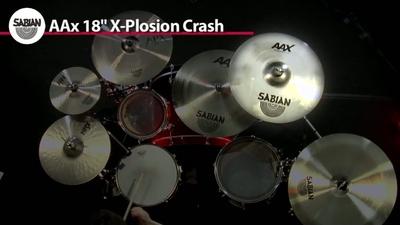 Sabian AAX 18