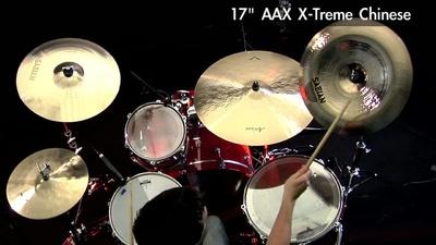 Sabian AAX Serie, AAXtreme 17