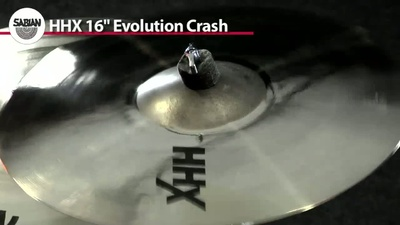 Sabian HHX Evolution 16
