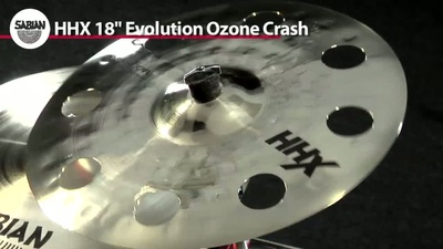 Sabian HHX Evolution 18