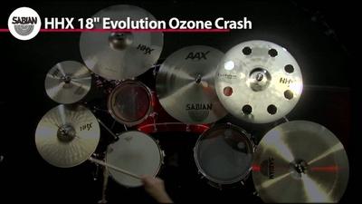 Sabian HHX Evolution 18