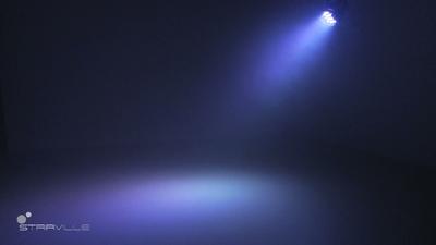 Stairville Stage PAR 18 Tri-Color LED