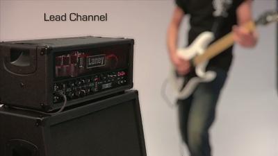 Laney Ironheart Gitarren Top Teil