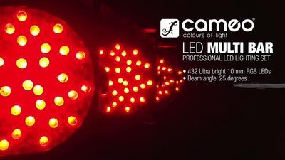 Cameo CLMPar1 LED Set