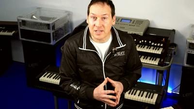 Hammond SK1-73 Stage Keyboard