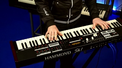 Hammond SK1-73 Stage Keyboard