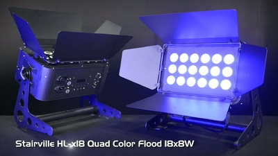 Stairville HL-x18 LED Flood