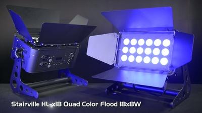 Stairville HL-x18 LED Flood