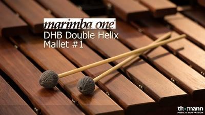 Marimba One Double Helix Schlägel DHR 1