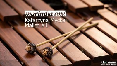 Marimba One Katarzyna Mycka Schlägel KMR 1