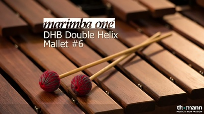 Marimba One Double Helix Schlägel DHR 6