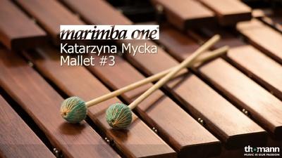 Marimba One Katarzyna Mycka Schlägel KMR 3