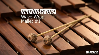 Marimba One Wave Wrap Schlägel WWR 1
