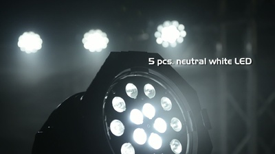 Stairville LED PAR 64 CX-1 RGB+W