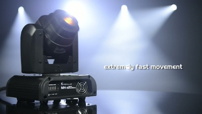 Stairville MH-x20 LED Spot Moving Head