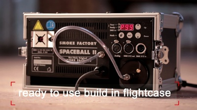 Smoke Factory Spaceball 2