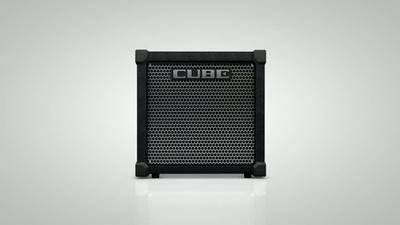Roland Micro Cube GX - batteriebetriebener Gitarrencombo