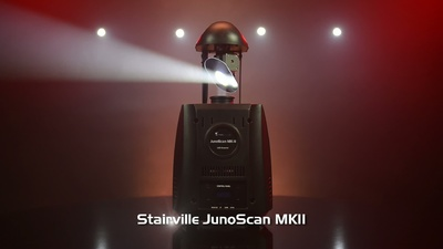 Stairville JunoScan LED MKII