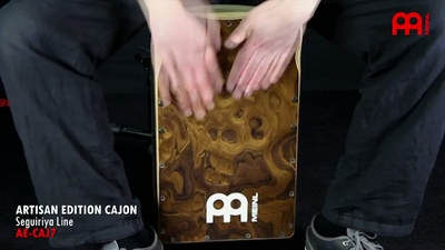 Meinl AE-CAJ7 Artisan Edition Cajon