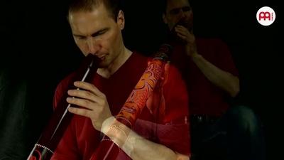 Meinl SDDG1-R Didgeridoo