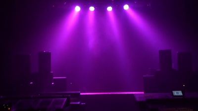 LED PAR 36x3 Watt