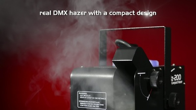 Stairville Hz-200 DMX Hazer