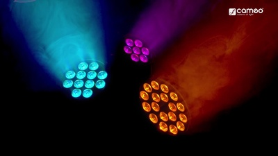 Cameo Flat Pro LED Par